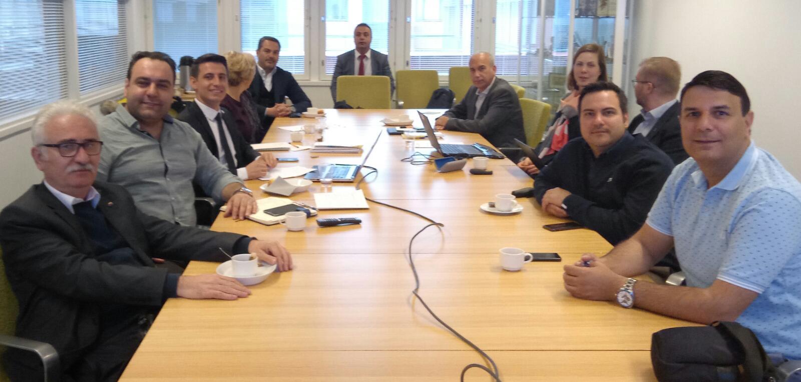 MEUS viaja a Turku, Finlandia, en el marco del proyecto Europeo SME ACADEMY