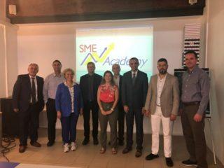 Segundo Transnacional Meeting Proyecto SME