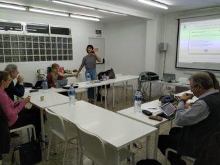 Kick Off Meeting Proyecto MigrEnt en Valencia